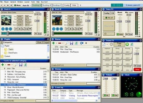 SAM Broadcaster Pro Crack - EZcrack.info