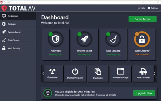 Total AV Antivirus Crack - EZcrack.info
