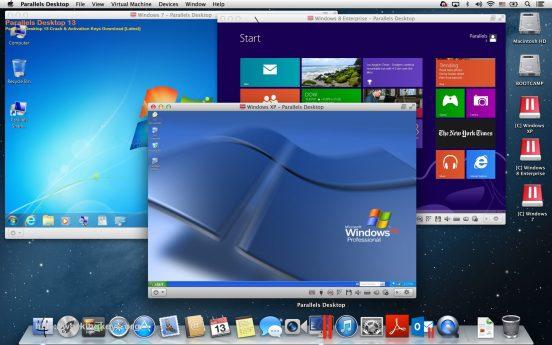 Parallels Desktop Crack - EZcrack.info