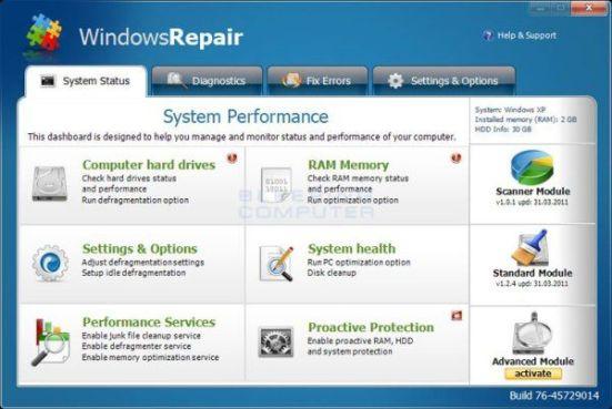 Windows Repair Pro Crack - EZcrack.info