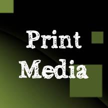 Graphic Design Print Media