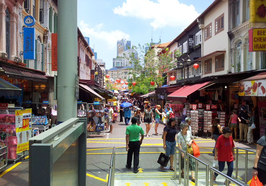 prekybos galimybė singapūre