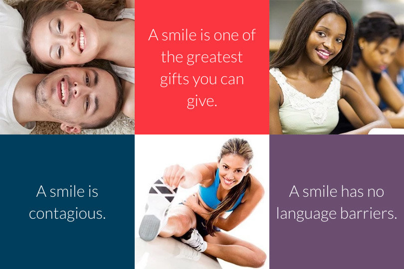 The power of a smile