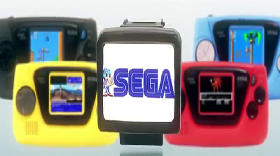 Sega New Game Console is 8cm in Size post thubmail