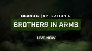 Operation 4 in Gear 5 of Brothers in Arms is OUT!