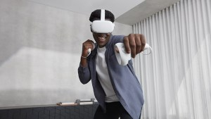 You Can't Play Oculus Go Games on the Oculus Quest 2
