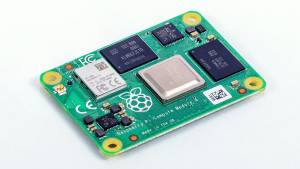 The 2-Inch Raspberry Pi Compute Module 4 Launches at Just $25
