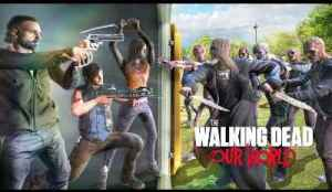 The Walking Dead Apk MOD Download (Our World)