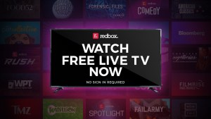 You Can Watch 75 Free Live TV Channels on Redbox