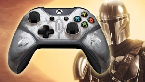 The Official 'Mandalorian' Xbox Controller Will Cost You a Bounty