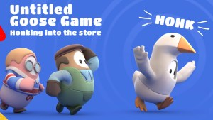 Worlds Are Colliding: 'Fall Guys' Now Has 'Untitled Goose Game' Costumes
