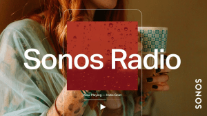 Sonos Radio Now Has a Paid Tier with HD Audio, Exclusive Shows, and No Ads