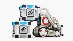 Cosmo, the Adorable Programable Robot Tank, Is Back From the Grave