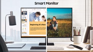 Samsung's Latest Monitors are also Smart TVs and Wireless DeX Screens