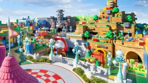 Don't Miss Super Nintendo World's Live Stream Preview December 18 at 6 p.m. EST