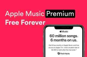 How to Have Apple Music Premium Free Forever 2021 (Working)