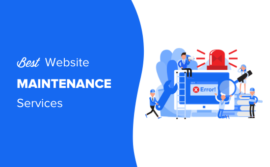 Best website maintenance services (for WordPress)