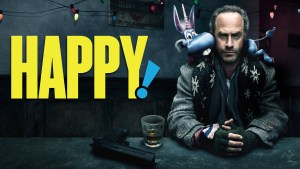 What We're Watching: 'Happy!' is Like 'Roger Rabbit' on Candy Cane-Flavored Meth