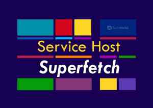 How To Enable or Disable Service Host Superfetch in Windows OS (2020)