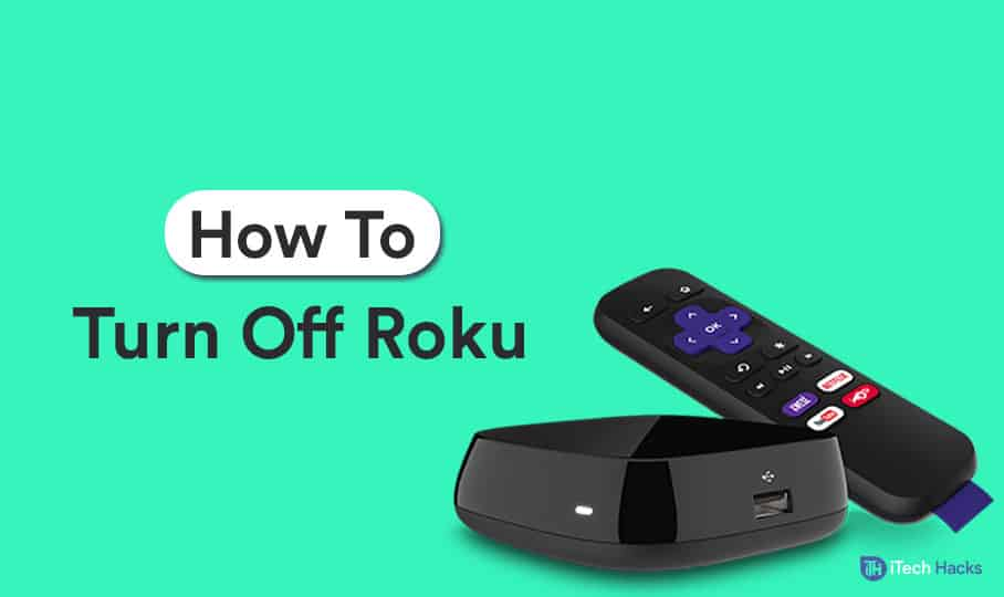 How To Turn Off Roku and Roku Player Voice