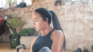 Bose Sport Open Earbuds Fit Over Your Ears Without Blocking Your Hearing