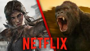 King Kong and Lara Croft Will Chill on Netflix with Two New Anime Series
