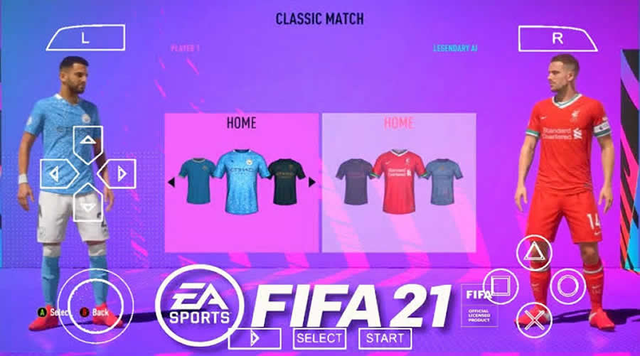 Download FIFA 2021 PPSSPP ISO Files post thumbnail