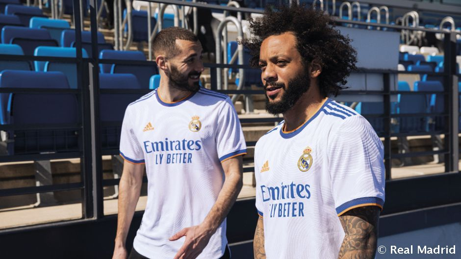 Download Real Madrid 2022 Kits for Dream League Soccer. post thumbnail