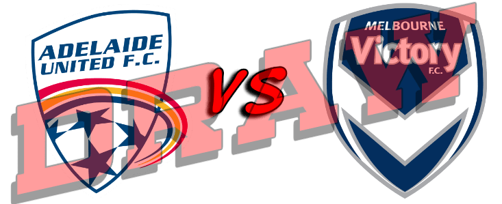 Adelaide United draw