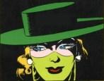 Lady Luck Superhero
