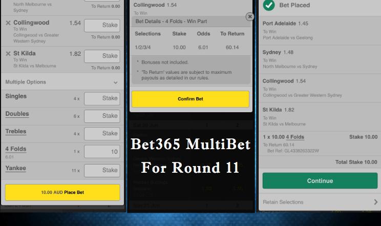 bet365 multi-bet