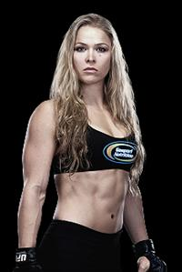 ronda rousey too masculine1