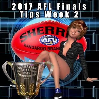 AFL finals Week 2 Tips 2017