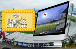 AFL Round 6 Tips 2019