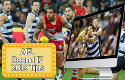AFL round 17 tips 2019