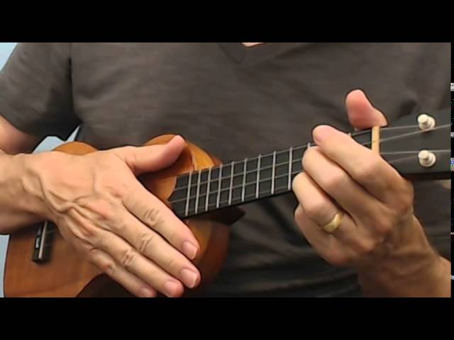 Hallelujah Fingerstyle Ukulele With Chords Lyrics Ezfolk