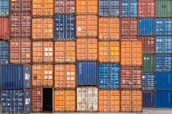 Container, Rotterdam