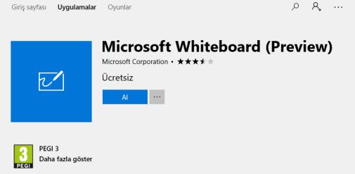 Microsoft Whiteboard -1