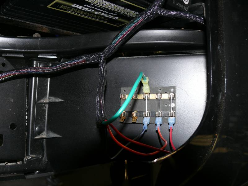 Golf Cart Turn Signal Switch Wiring Diagram Deluxe Light Kit With Turn Signal And Brake Light For Gas Txt