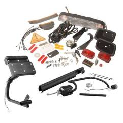 Wiring Diagram For Ez Go Gas Golf Cart Peugeot 307 Deluxe Light Kit With Turn Signal And Brake Txt