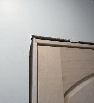door installation problems