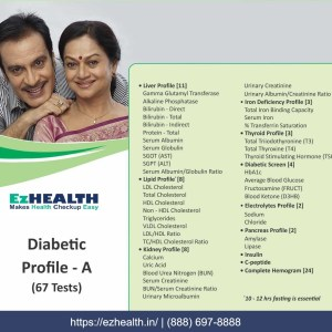 ezhealth-diabetic-profile-a