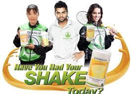 nutrient dense herbalife shake