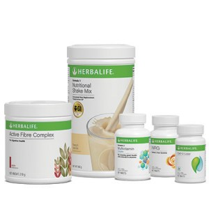 Quickstart Herbalife products in Australia