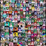 Gedenken an die jesidischen Opfer in Til Ezer und Siba Sheikh Khidir
