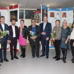"""Ausstellung """"Religramme"""" in Stolzenau eröffnet"""