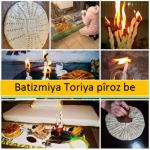 Glückwünsche zum Batizmi-Fest der Celkan- Jesiden