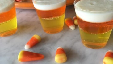 jello candy corn