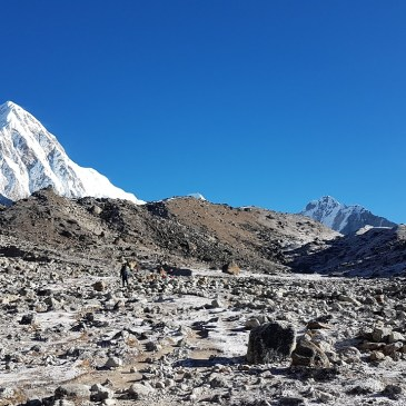 A Complete Guide to Everest Base Camp Trekking