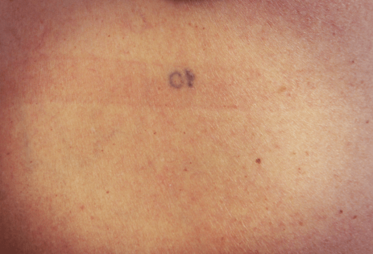 Mom Blood Type Tattoo